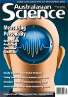 Australasian Science cover